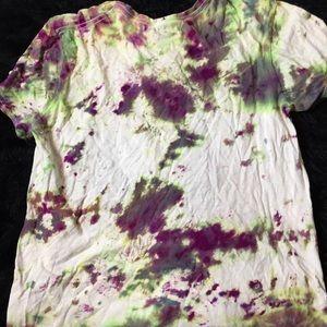 Tops - Tie dye shirt